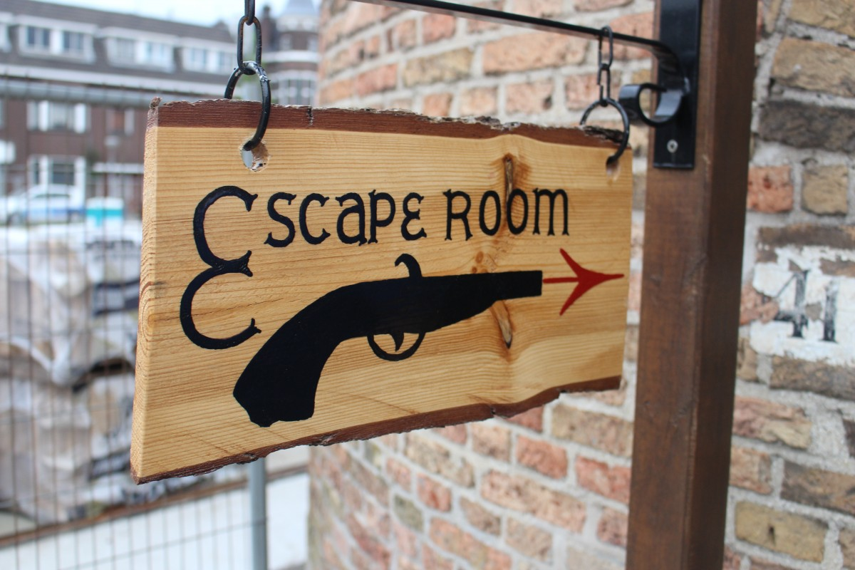 escaperoom delft