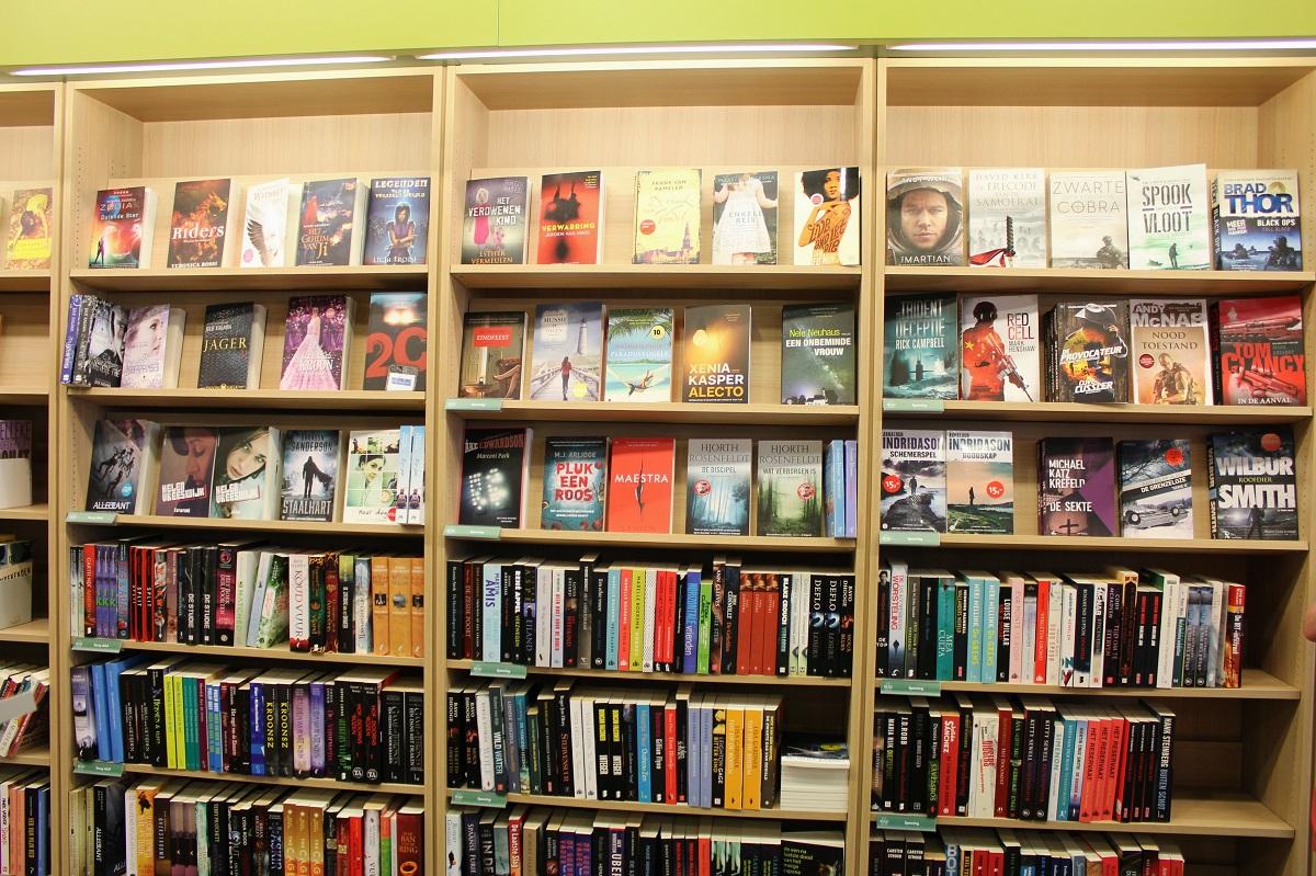 spannend boek the readshop kempers