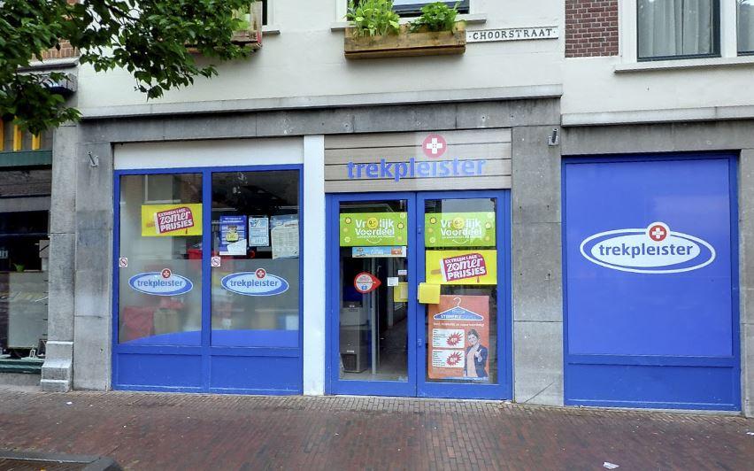 Trekpleister Delft