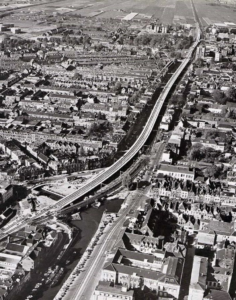 spoorsingel 1964