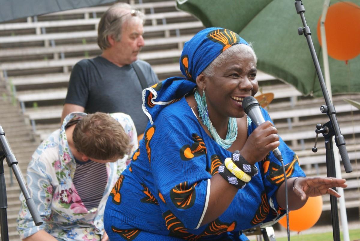 Alice Wamulume