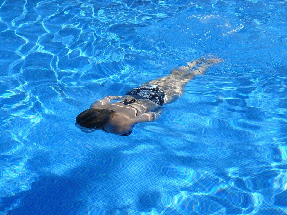 zwemmen zonnebank delft