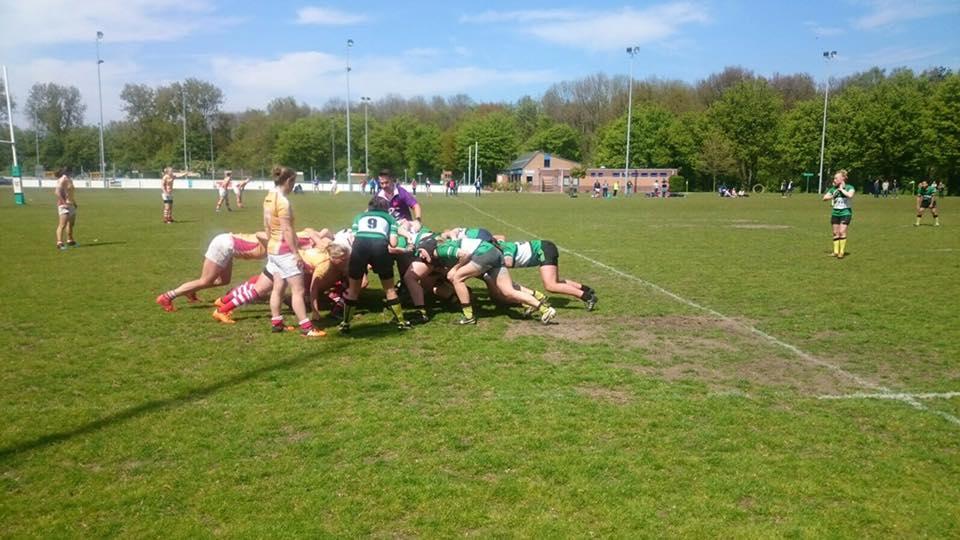 rugby club delft dames