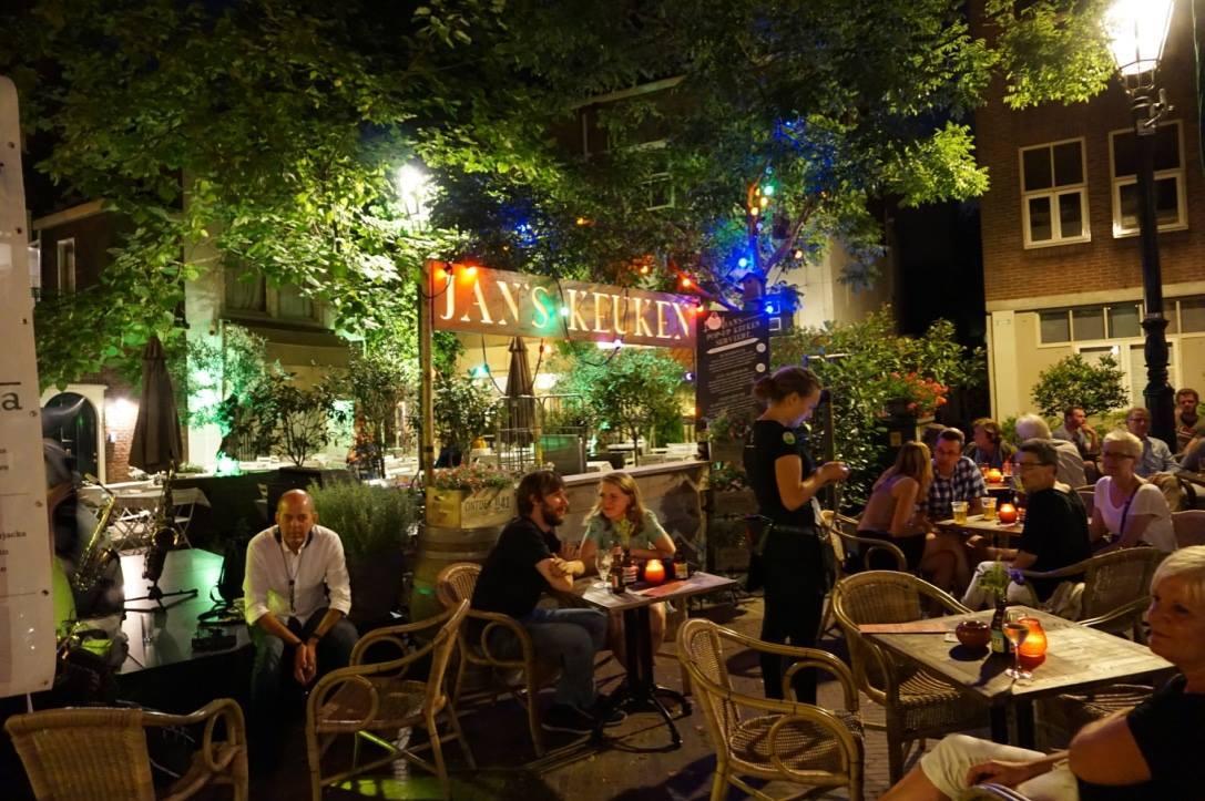 café de oude jan jazz festival