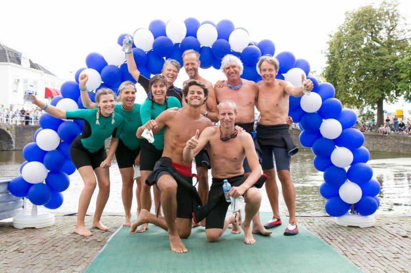 swim to fight cancer delft 2017