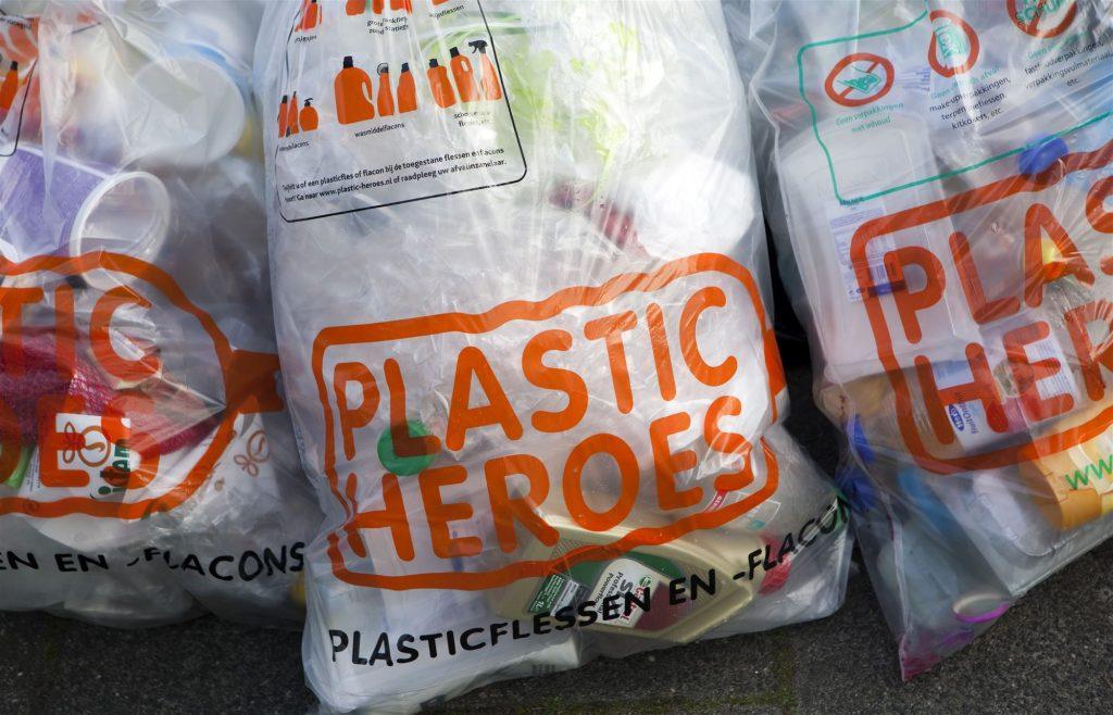 plastic afval pmd