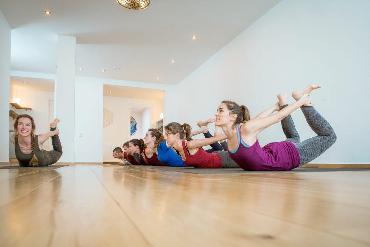 living yoga delft