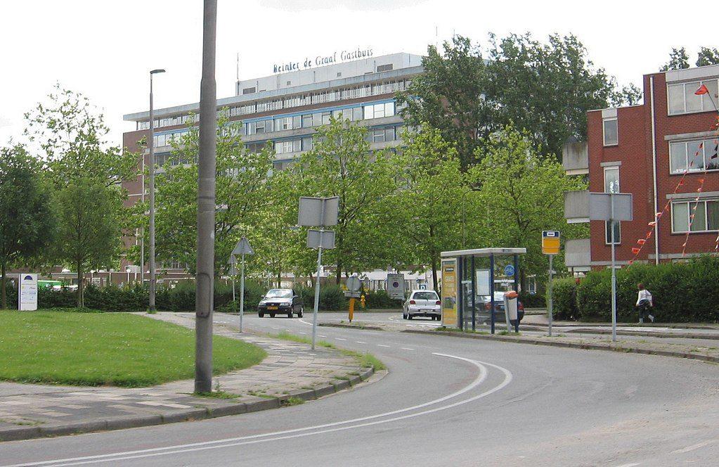 reinier de graaf gasthuis ziekenhuis