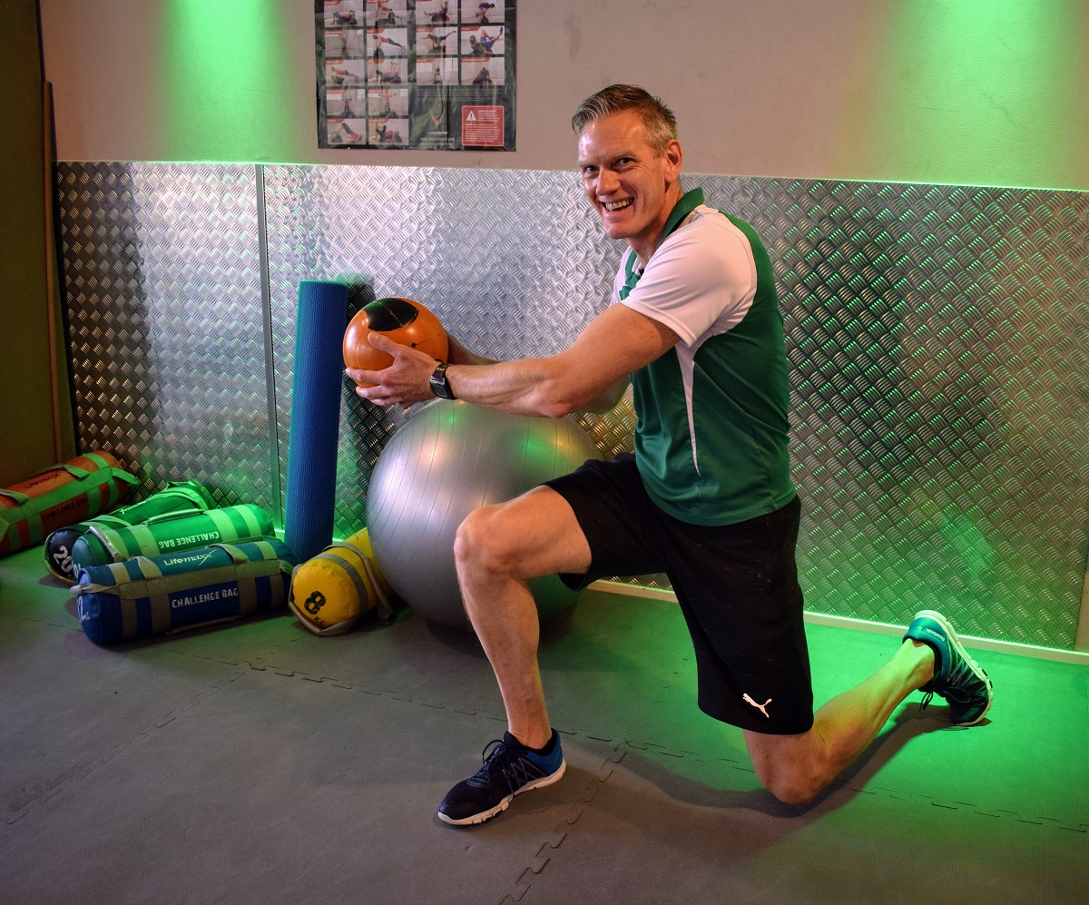olaf gosses personal trainer switch for life