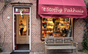 stoffig pakhuis delft