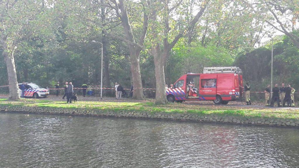 lichaam aangetroffen kanaalweg delft