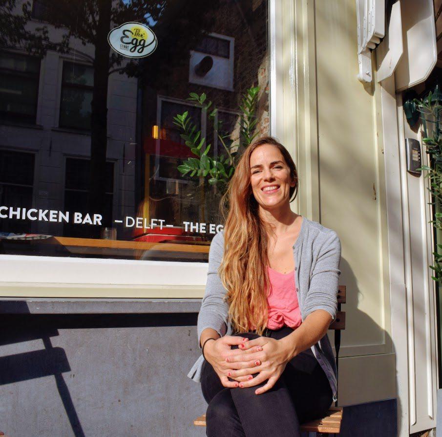Monica conthe roast chicken bar delft