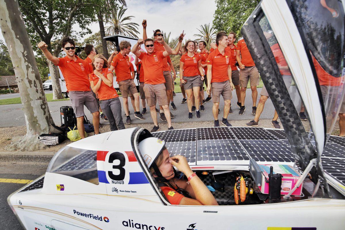 nuna 9 nuon solar team