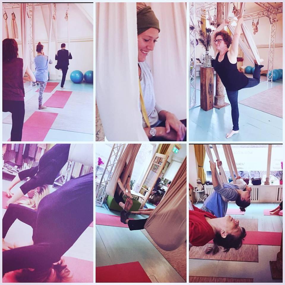 yoga womanhood studio