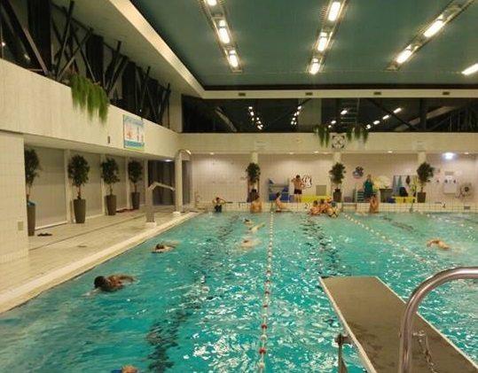 zwembad sportfondsen