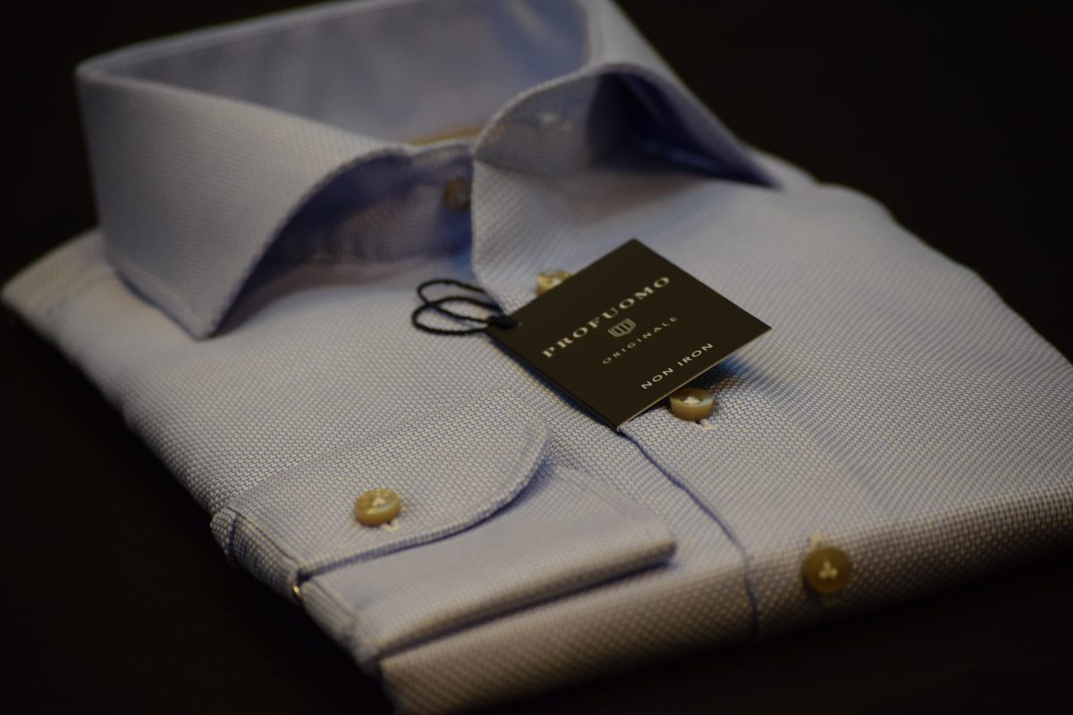 profuomo overhemd steendam herenmode