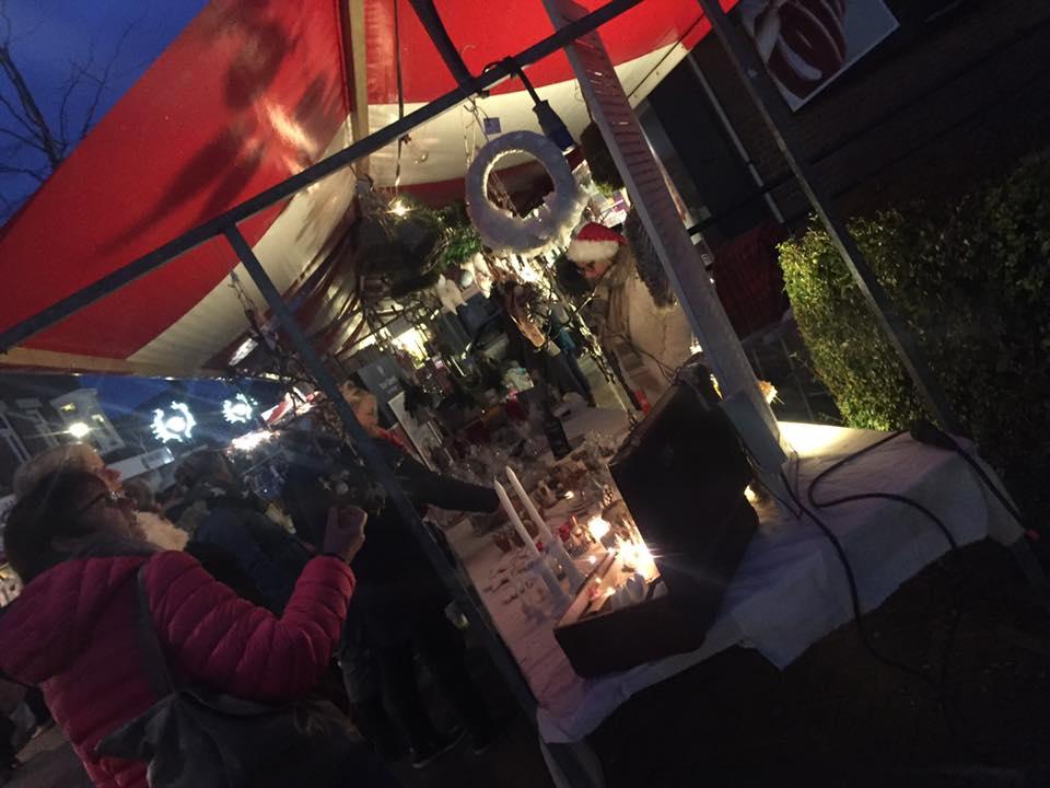 kerstmarkt delft den hoorn