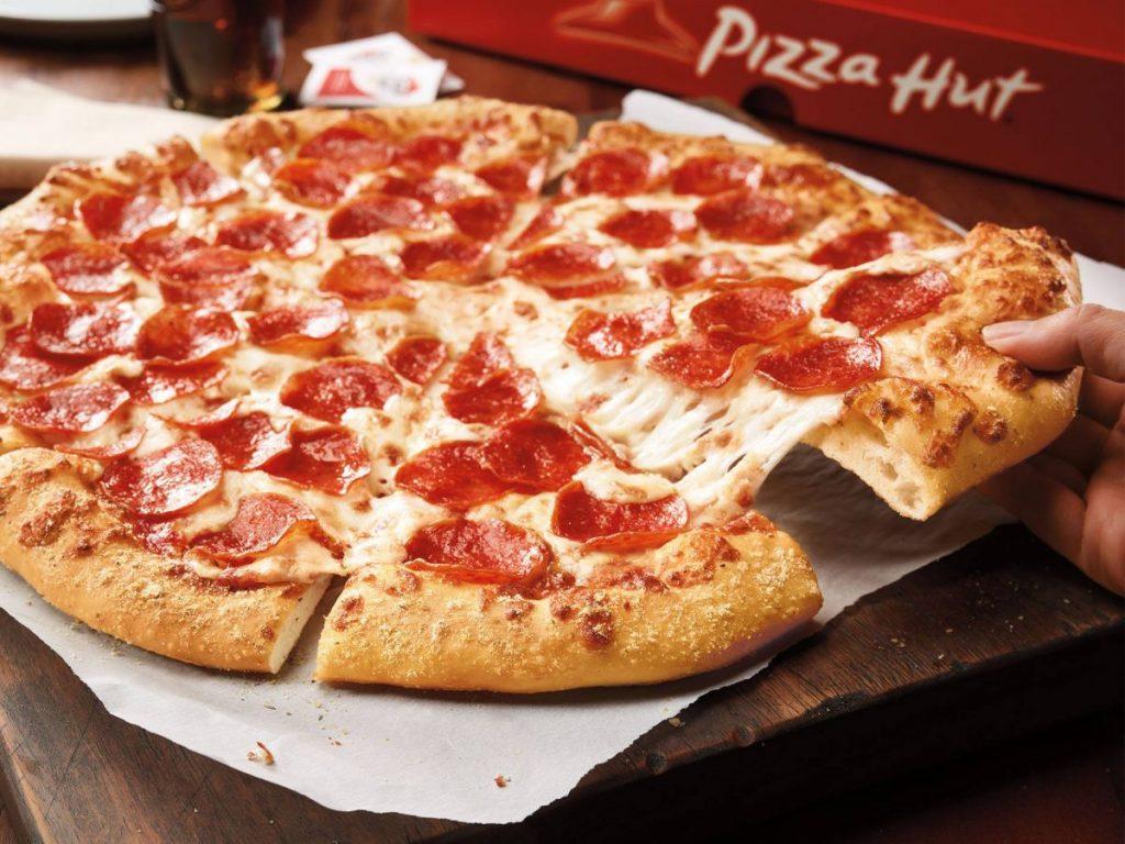 pizza hut delft