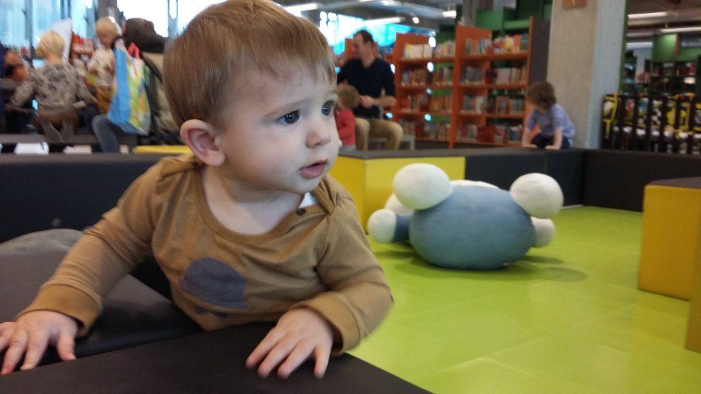 Bibliotheek Dok Arthur Baby
