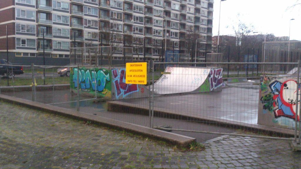 skatepark delft