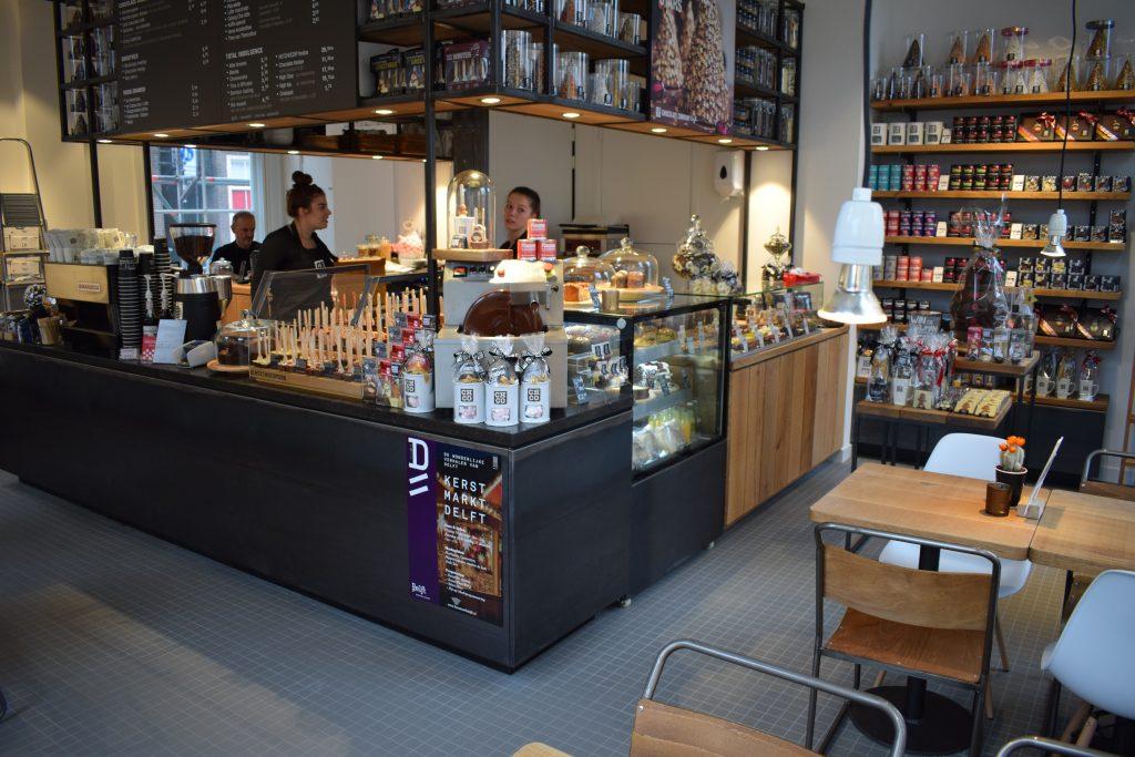 chocolate company cafe