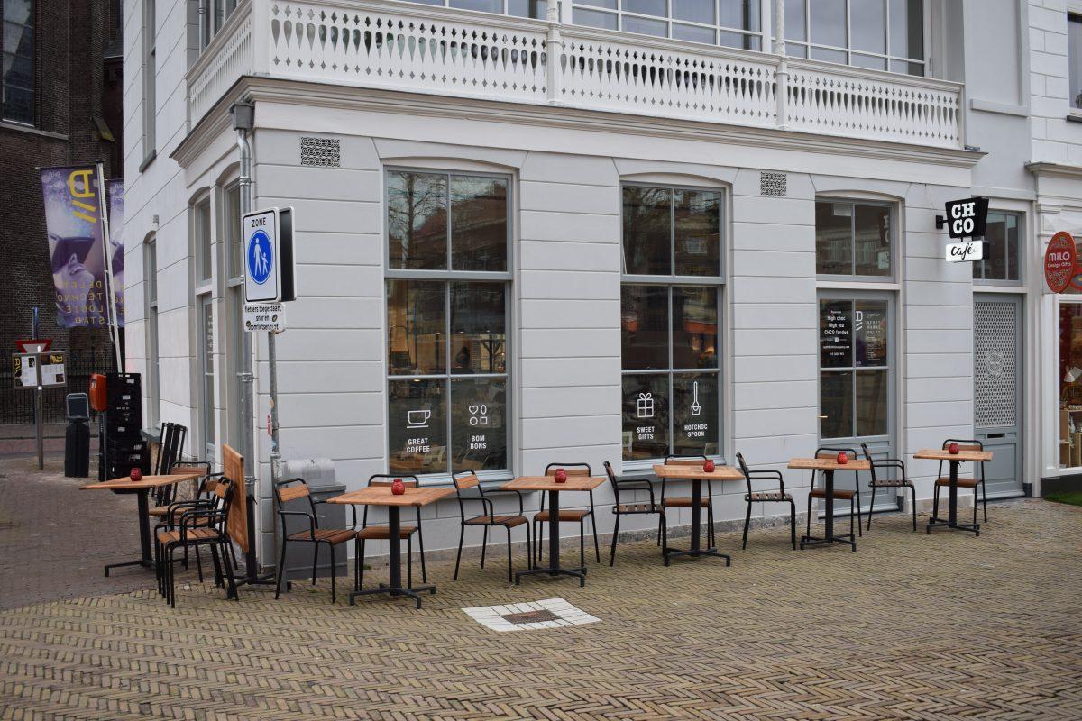 chocolate company café