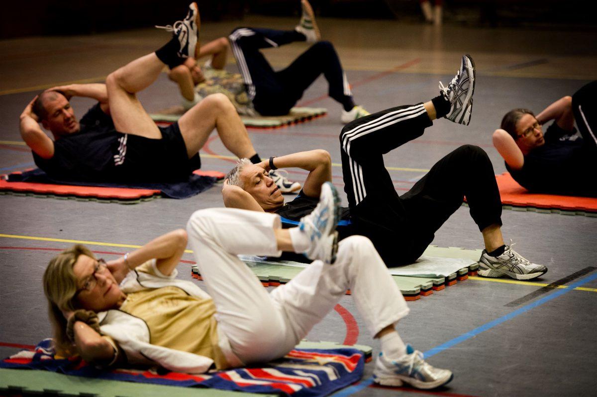 sportschool fitness delft
