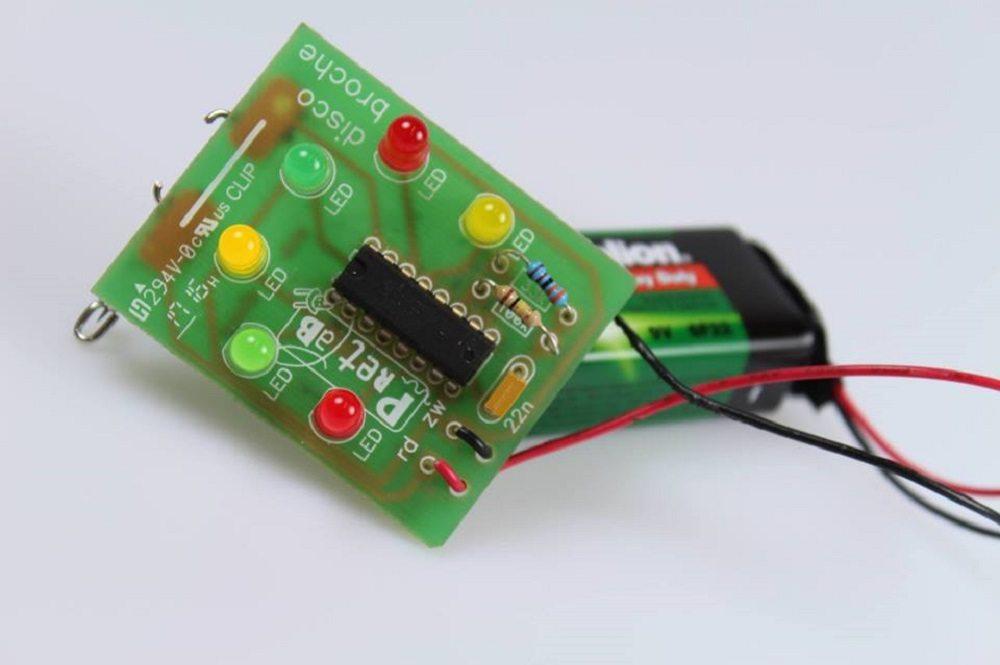 Workshop solderen