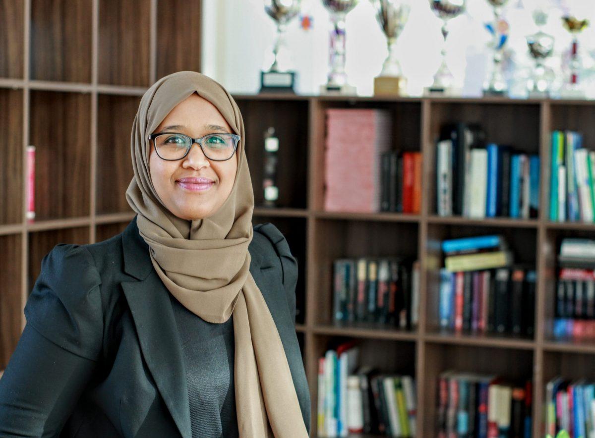 Nimco Ahmed KinderAcademie