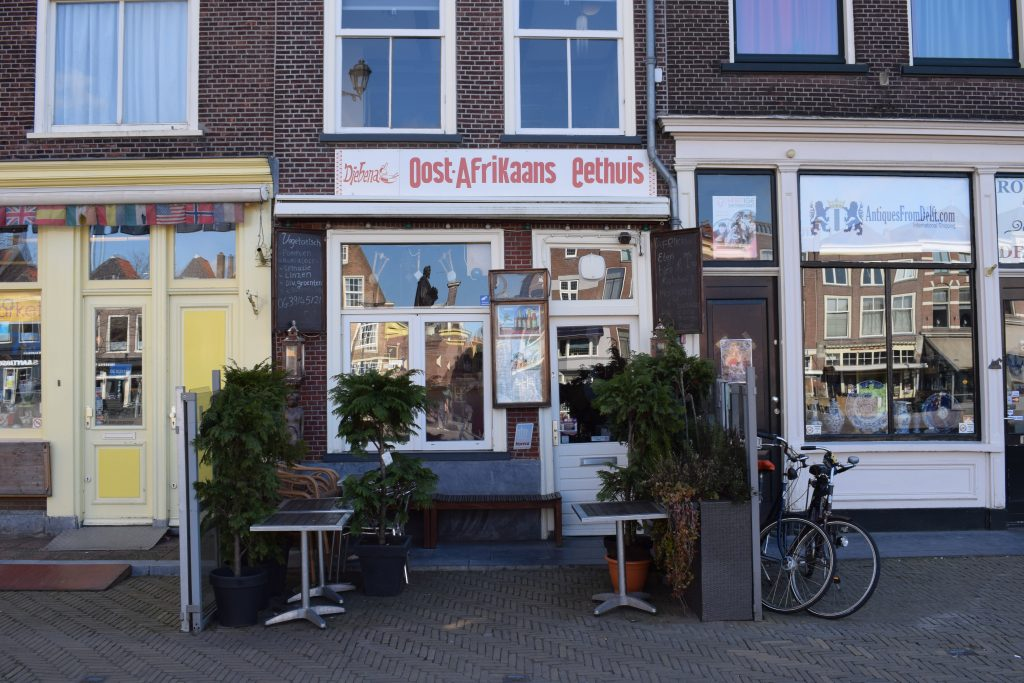 the upside café