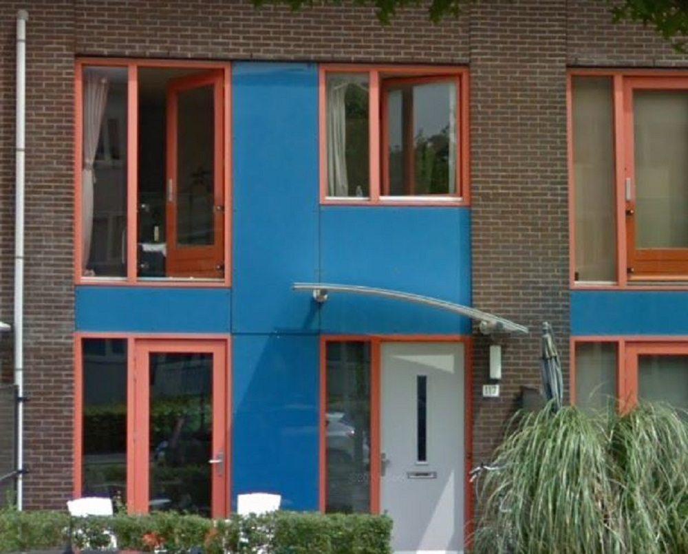 B&B Hendrick's Home