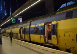 trein station delft