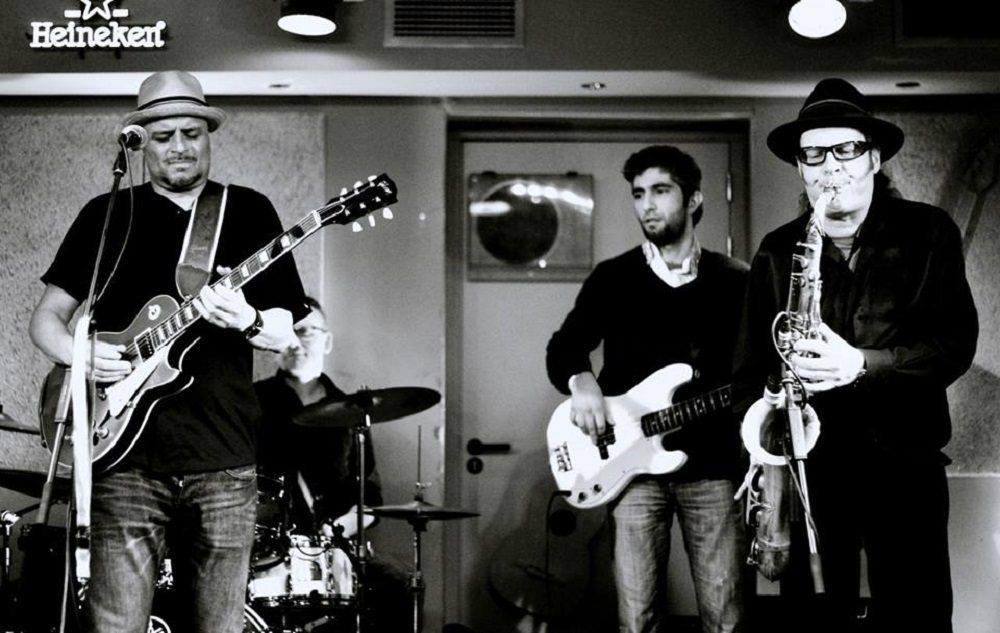 Bluesfestival Delft optreden