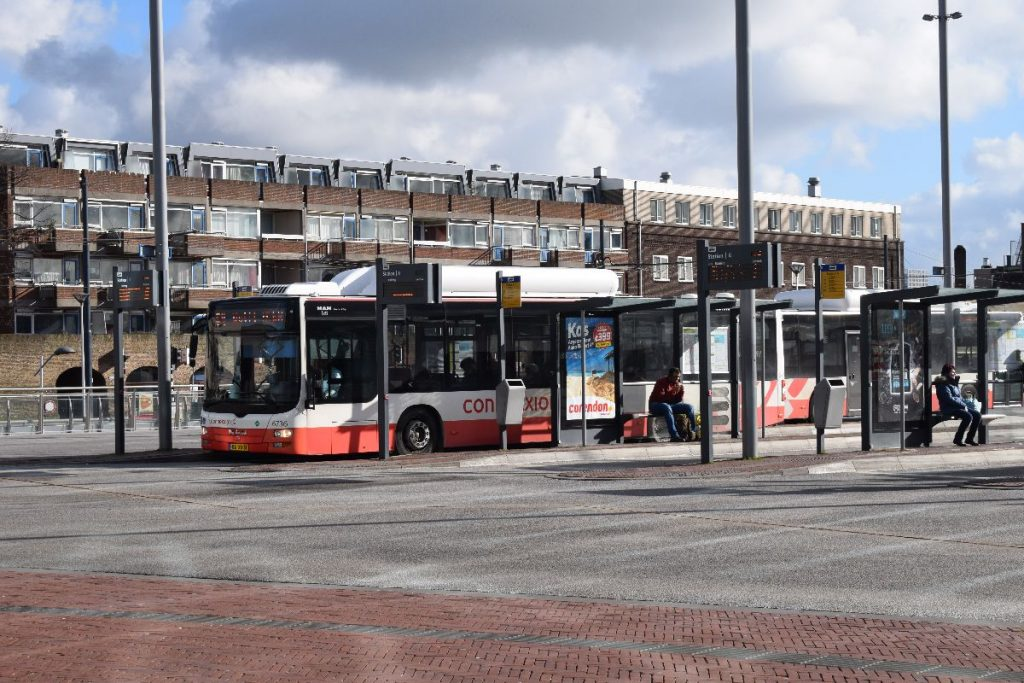 bussen bus delft