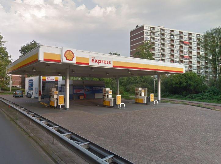 shell-express-delft goedkoop tanken delft