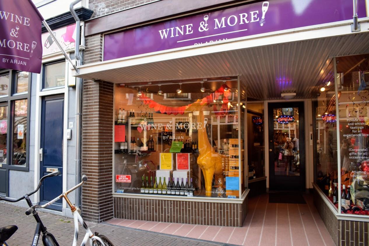 Wine & More by Arjan Delft slijterij delft