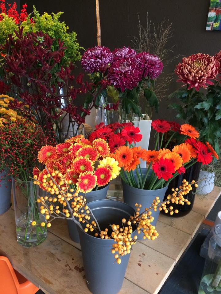 marcel en ruud bloembinders