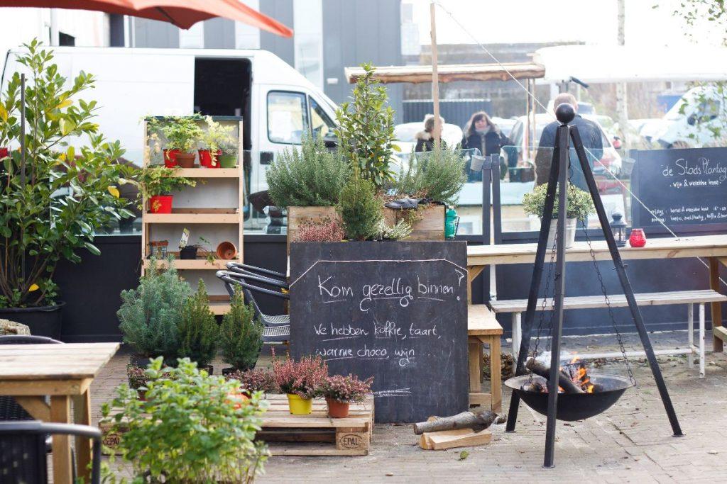 schoemaker-plantage-delft paasmarkt tweede paasdag