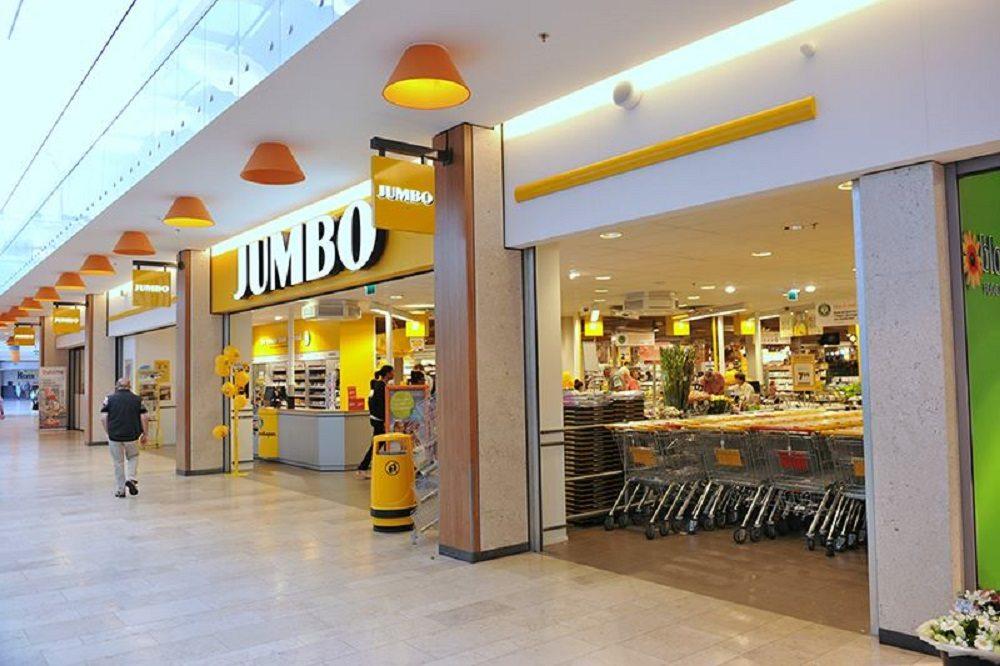 Jumbo Hovenpassage pinksteren 2019