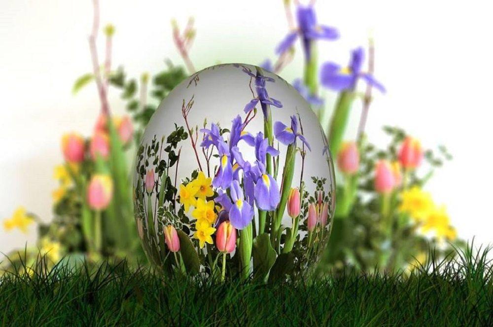 Wat te doen met Pasen voorjaarsstukje