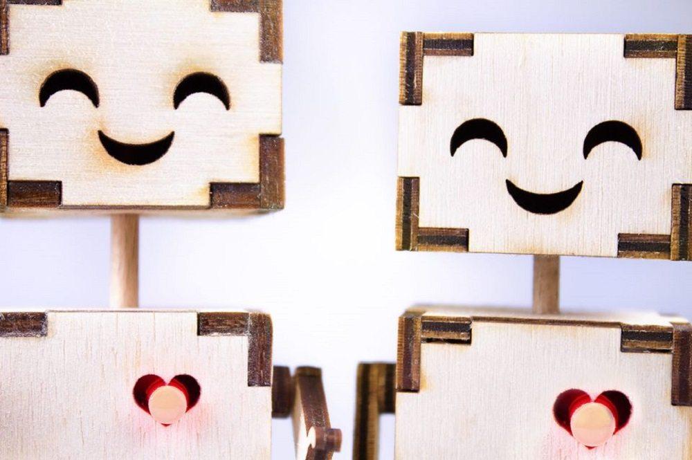 Workshop liefdesrobot