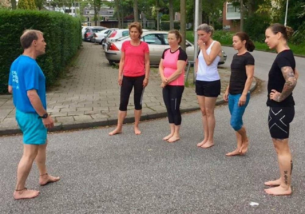 Barefoot Running Delft