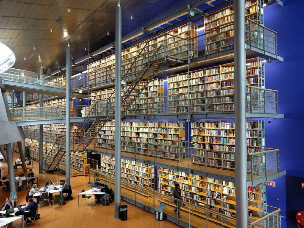 Tu Delft Bibliotheek