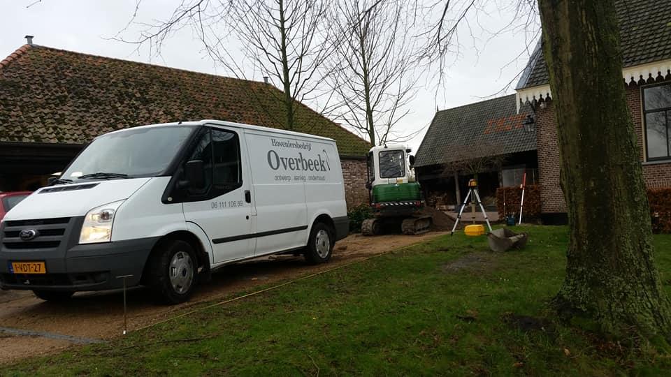 Hoveniersbedrijf Overbeek