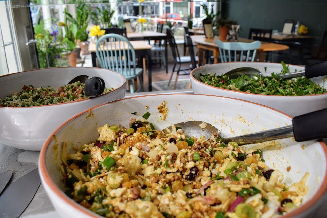 wildgroei delft vegan gezonde maaltijd afhalen