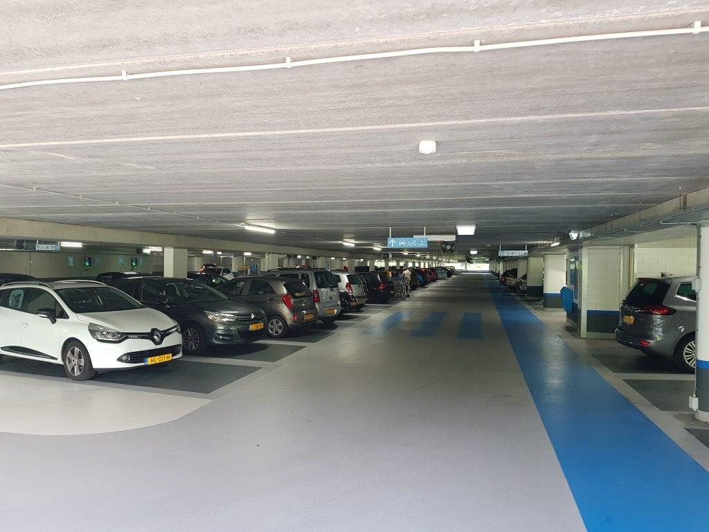 parkeren albert heijn xl nijhoff passage