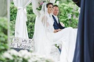 De Brasserij trouwen bruiloft