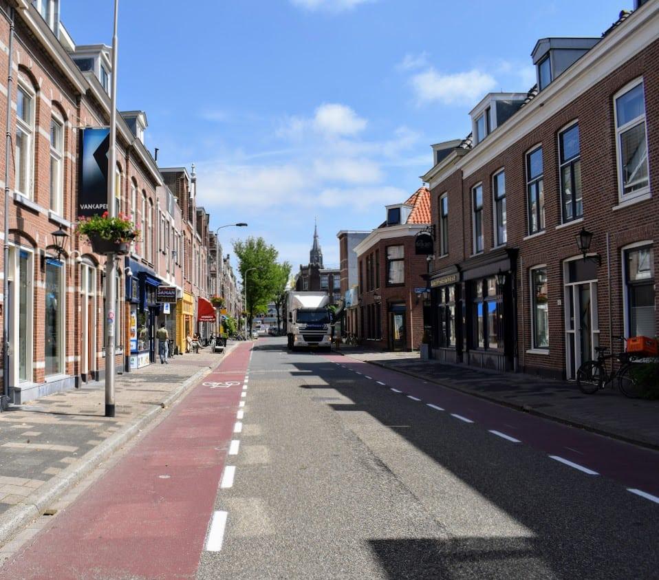 hugo-de-grootstraat wonen in delft