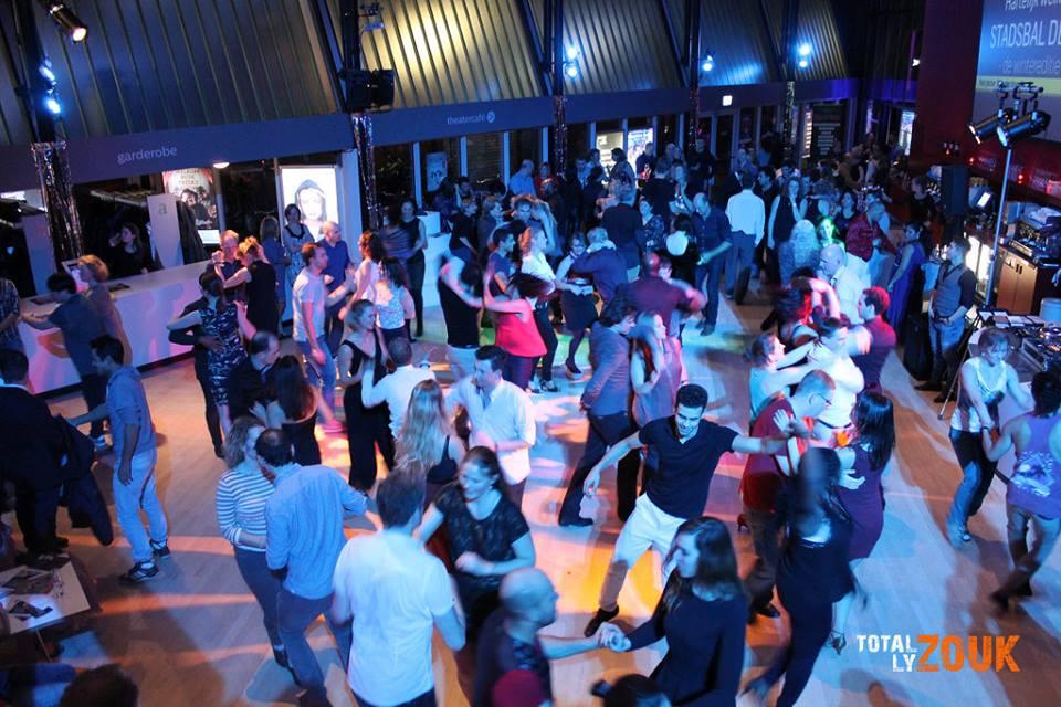 TotallyZouk Party Feest Dans