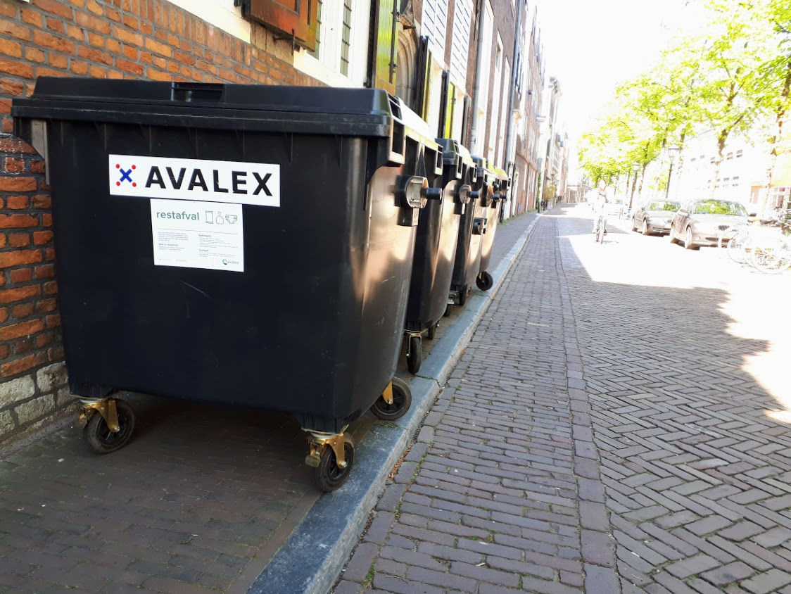afval vuilnis avalex delft
